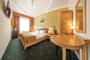 Hotel- und Ferienkomplex Karpaty Doppelzimmer