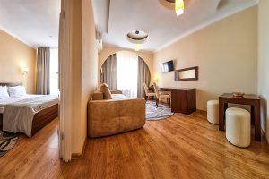 Hotel- und Ferienkomplex Karpaty Doppelzimmer Lux