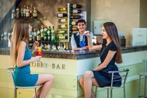 Hotel- und Ferienkomplex Karpaty Lobby Bar