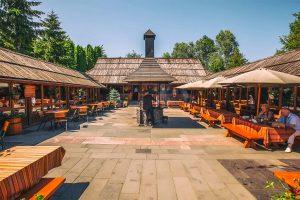 Hotel- und Ferienkomplex Karpaty Sonnenterrasse