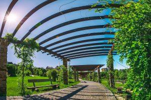 Hotel- und Ferienkomplex Karpaty Garten