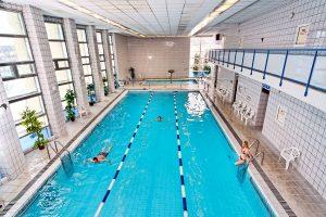 Hotel- und Ferienkomplex Karpaty Schwimmbad