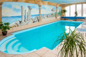 Kurhotel Kwisa 2 Schwimmbad