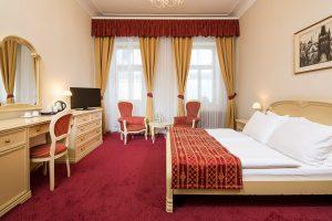 OREA SPA Hotel Palace Zvon Doppelzimmer Deluxe