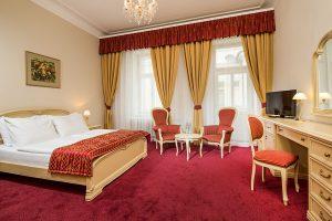 OREA SPA Hotel Palace Zvon Doppelzimmer Superior