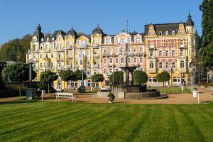 OREA SPA Hotel Palace Zvon Gebäude
