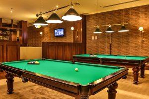 Resort Rixos Prykarpattya Billard