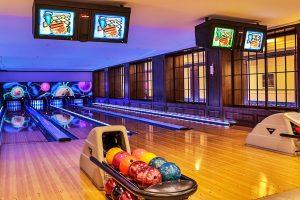 Resort Rixos Prykarpattya Bowling