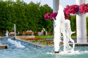 Resort Rixos Prykarpattya Brunnen