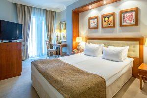 Resort Rixos Prykarpattya Doppelzimmer