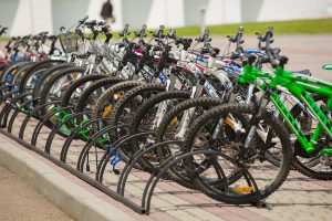 Resort Rixos Prykarpattya Fahrradverleih
