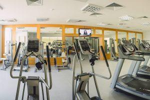 Resort Rixos Prykarpattya Fitnessstudio