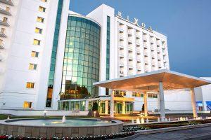Resort Rixos Prykarpattya Frontansicht