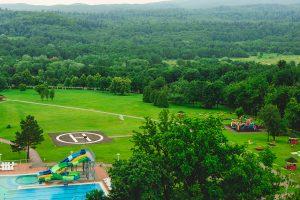 Resort Rixos Prykarpattya Garten