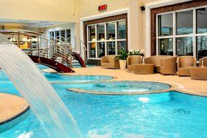 Resort Rixos Prykarpattya Schwimmbad