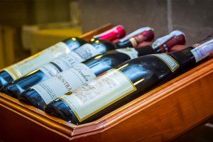 Resort Rixos Prykarpattya Wein