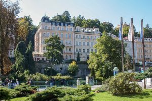 SPA Hotel Rudolf Außenansicht