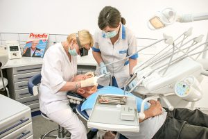 Sanatorium Shakhtar Zahnbehandlung