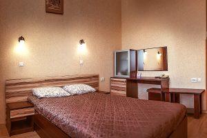 Sanatorium Shakhtar Einzelzimmer