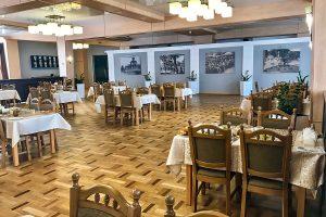 Sanatorium Shakhtar Restaurant 4