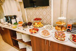 Resort- und Hotelkomplex Svityaz Desserts