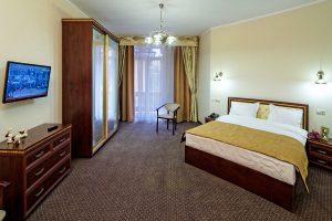 Resort- und Hotelkomplex Svityaz Doppelzimmer