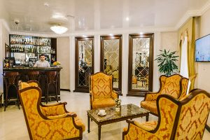 Resort- und Hotelkomplex Svityaz Lobby Bar