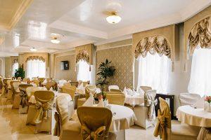 Resort- und Hotelkomplex Restaurant