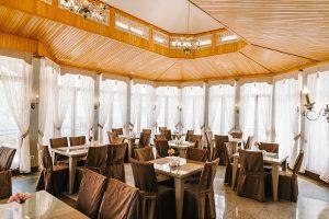 Resort- und Hotelkomplex Svityaz Restaurant