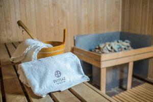 Resort- und Hotelkomplex Svityaz Sauna