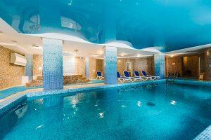 Resort- und Hotelkomplex Svityaz Schwimmbad 2