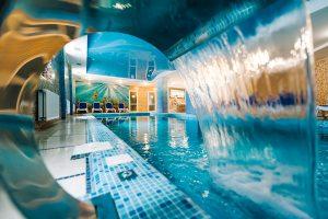 Resort- und Hotelkomplex Svityaz Schwimmbad 3