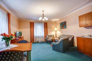 Kurhotel Westend Apartment