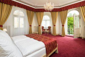 OREA SPA Hotel Palace Zvon Familienzimmer