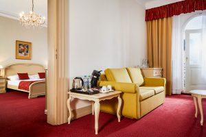 OREA SPA Hotel Palace Zvon Familienzimmer 3