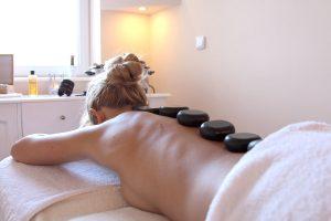 St. Lukas Hot Stone Massage