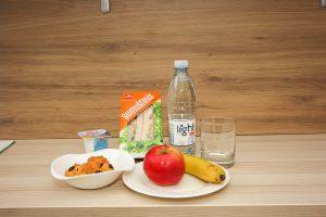 Sanatorium Egle Standard Lunchpaket