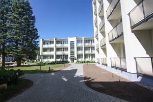 Sanatorium Egle Standard Gebäude
