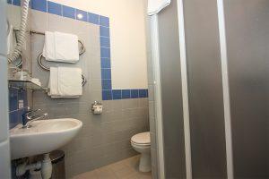 Sanatorium Egle Standard Badezimmer Mini Doppelzimmer
