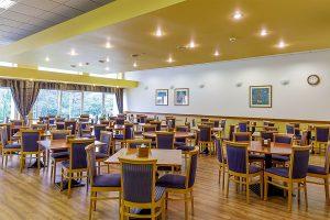 Sanatorium Egle Comfort Restaurant