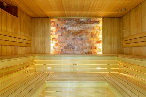 Sanatorium Egle Standard Sauna