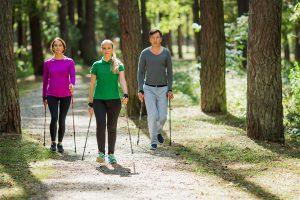Sanatorium Egle Nordic Walking