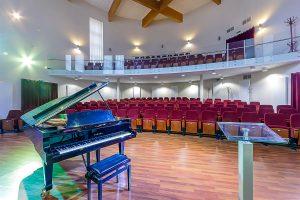 Sanatorium Egle Konzertsaal