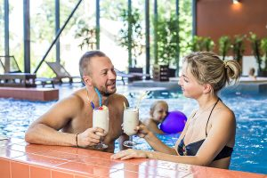 Hotel Jurmala Spa Pool Bar