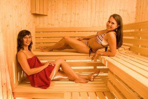 Dom Zdrojowy, Cieplice (Warme Quellen) Sauna