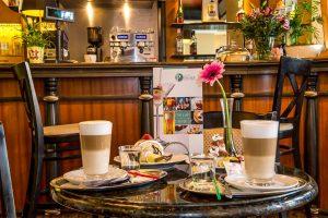 Hotel Palace Hévíz Café