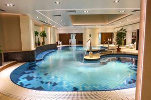 Hotel Palace Hévíz Schwimmbad 3