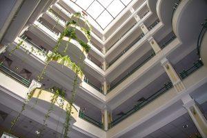 Hotel Palace Hévíz Eingangshalle