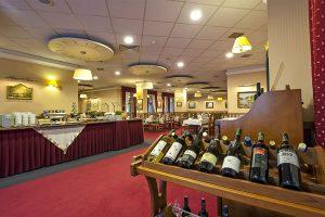 Hotel Palace Hévíz Restaurant