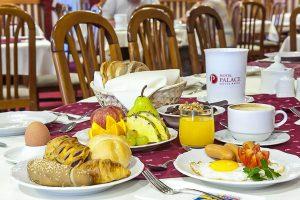 Hotel Palace Hévíz Restaurant 2